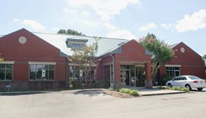 The offices of Lowry Porter Ophthalmology - Raleigh's home for LASIK surgery